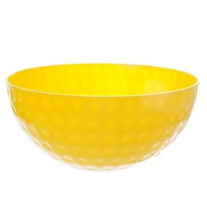 Dimple Bowl – 96 oz – AMARILLO