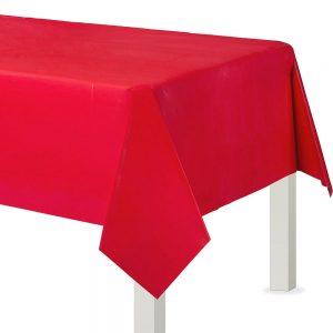 Mantel Rectangular – ROJO