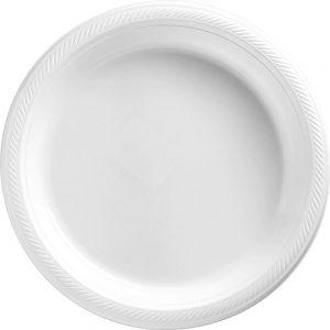 Plato Grande/Dinner – 20 pzas – BLANCO
