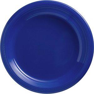 Plato Grande/Dinner – 20 pzas – AZUL STANDARD