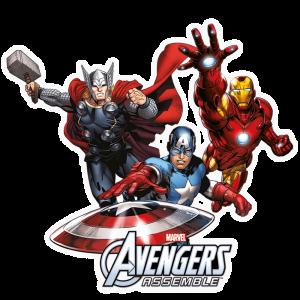 Avengers – Adorno Móvil