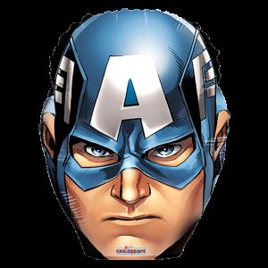 Avengers – Capitán América – Cara