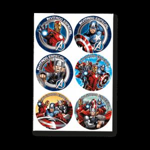 Avengers – Distintivos