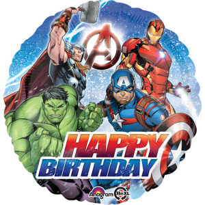 Avengers – Globo 18in