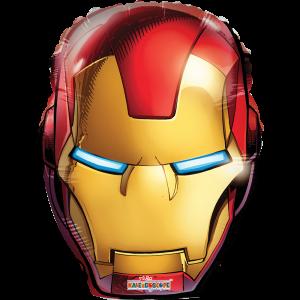 Avengers – Iron Man – Globo Cara
