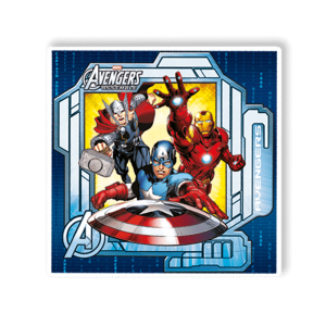 Avengers – Servilletas