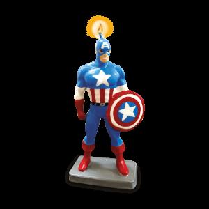 Avengers – Capitán América – Vela