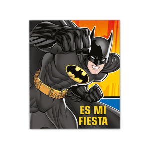 Batman – Invitación