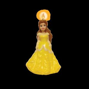 Princesas – Bella – Vela