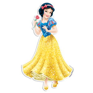 Princesas – Blanca Nieves – Adorno Móvil