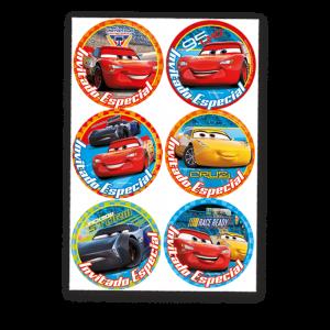 Cars – Distintivos
