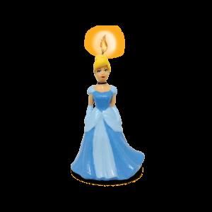 Princesas – Cenicienta – Vela