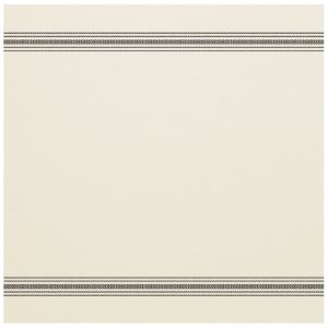 Servilleta White and Black Stripe – FashnPoint Dinner