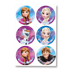 Frozen – Distintivos