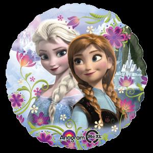 Frozen – Globo 18in Elsa y Ana