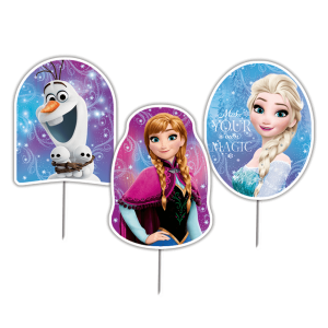 Frozen – Toppers