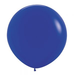 Globo Latex – Azul Std – 3 pies