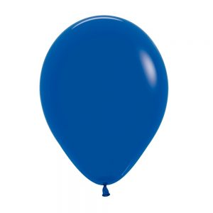 Globo Latex – Azul Std – 12in
