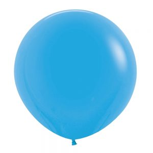 Globo Latex – Azul Acua – 3 pies