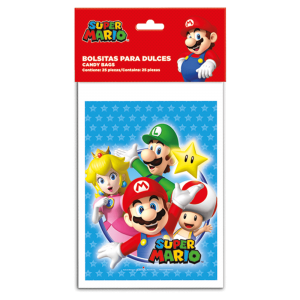 Mario Bros – Bolsitas