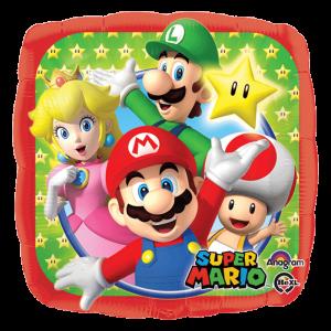 Mario Bros – Globo 18in