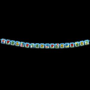 Mario Bros – Letrero Móvil