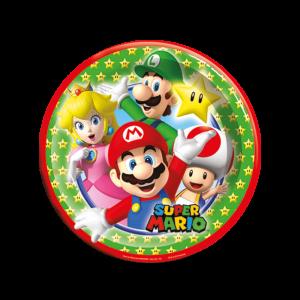 Mario Bros – Plato 7in
