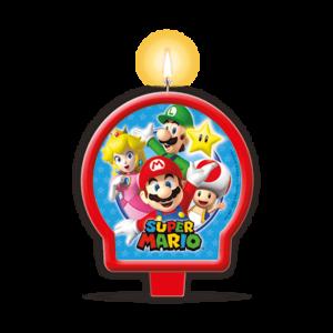 Mario Bros – Vela