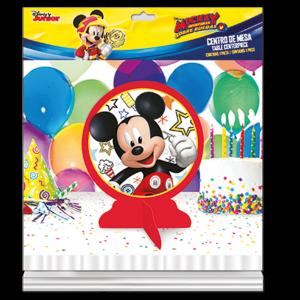 Mickey Mouse – Centro de Mesa