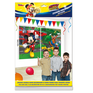 Mickey Mouse – Escenario