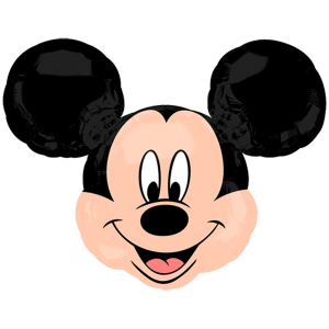 Mickey Mouse – Globo Cara