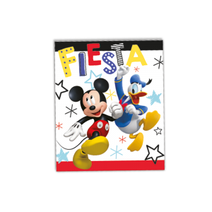 Mickey Mouse – Invitación