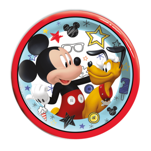 Mickey Mouse – Plato 7in