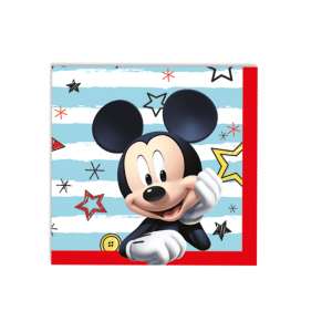 Mickey Mouse – Servilleta