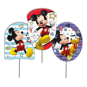 Mickey Mouse – Toppers