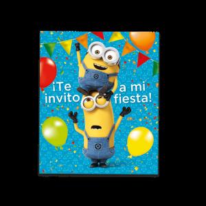 Minions – Invitación