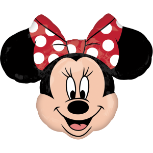 Minnie Mouse – Globo Cara