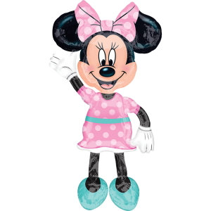 Minnie Mouse – Globo Airwalker