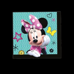 Minnie Mouse – Servilletas