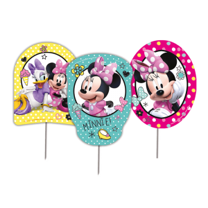 Minnie Mouse – Topper