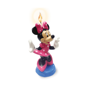 Minnie Mouse – Vela