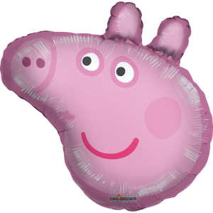 Peppa Pig – Globo Cara 18in