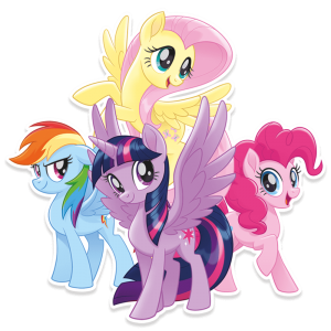 My Little Pony – Adorno Movil