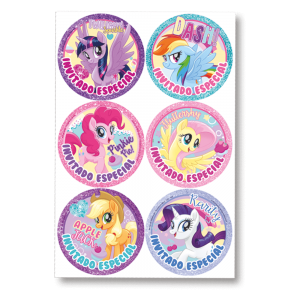 My Little Pony – Distintivos