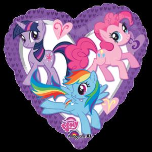 My Little Pony – Globo Corazón