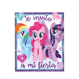 My Little Pony – Invitación