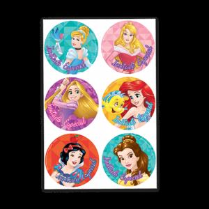 Princesas – Distintivos