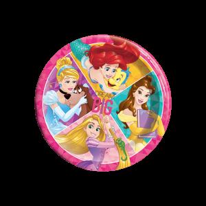 Princesas – Plato 7in