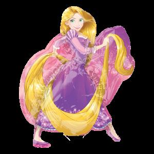 Princesas – Rapunzel – Globo XL