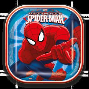 Spiderman – Plato 9in